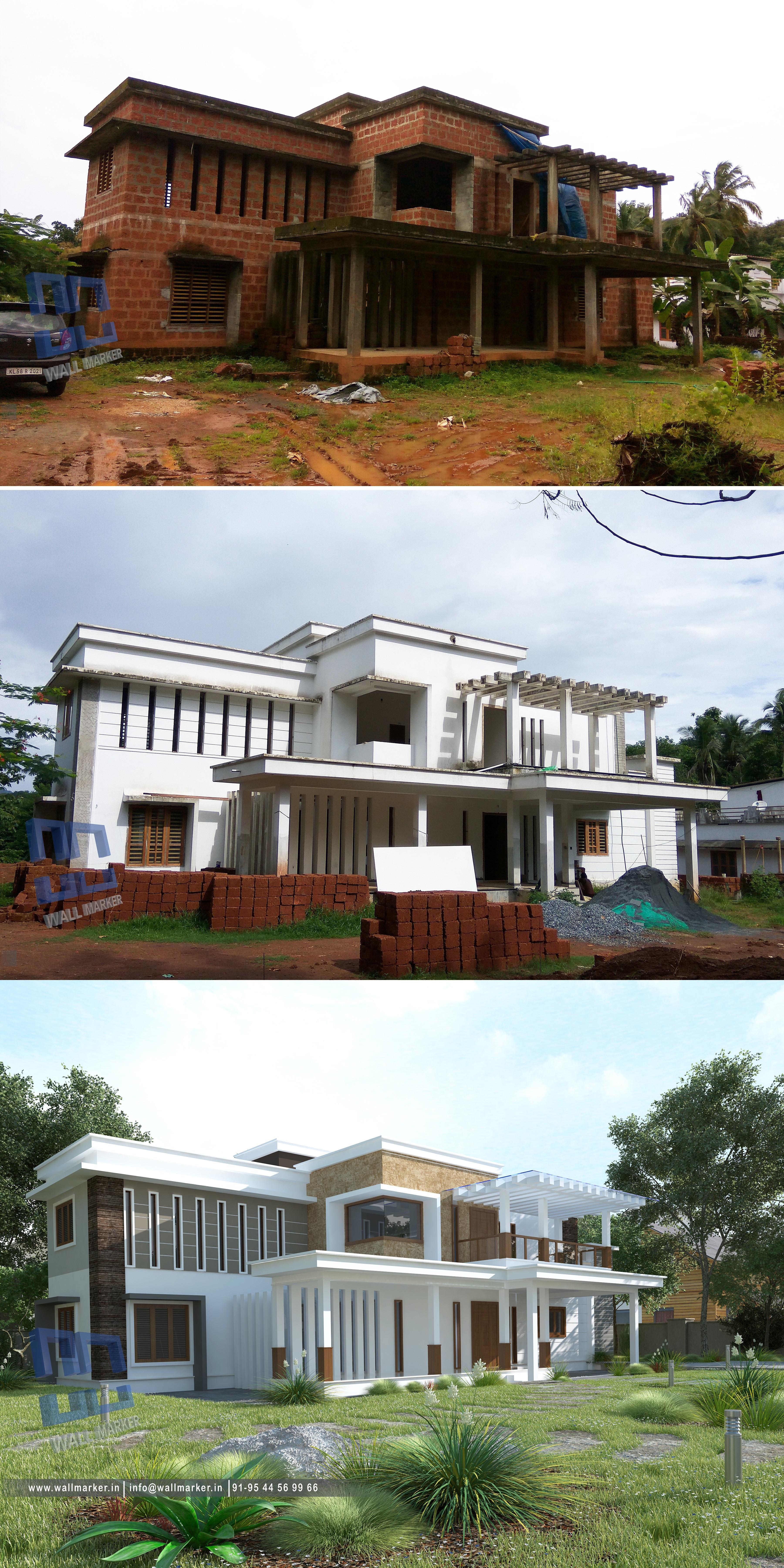 contemporary house home designs