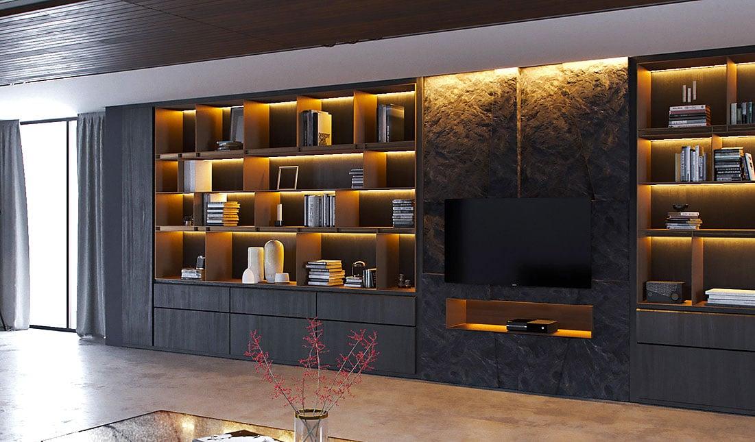 storage interior