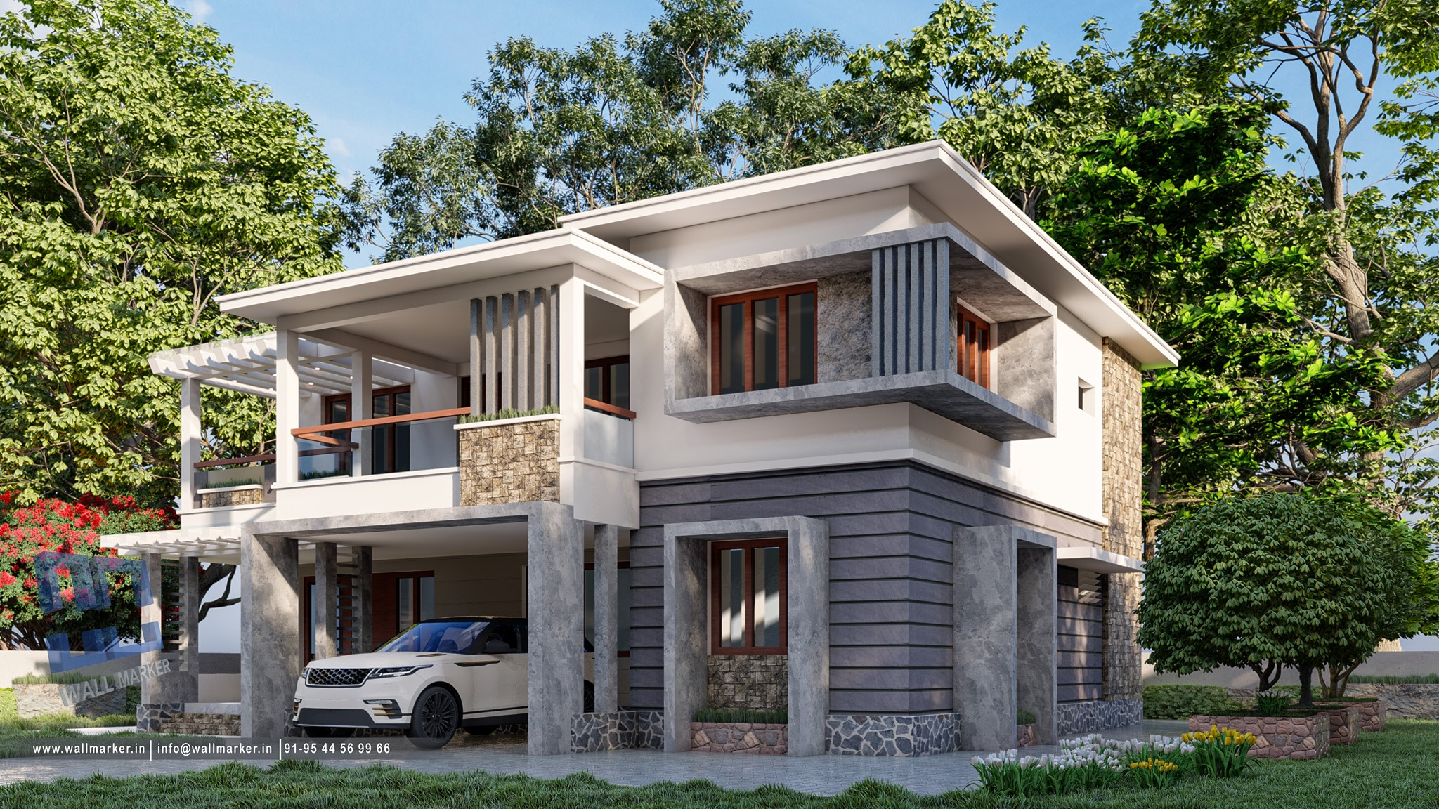 Builders and interiors in kannur Thalassery